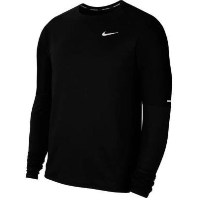ナイキ メンズ シャツ トップス Nike Men's Element Running Crew Long Sleeve Shirt