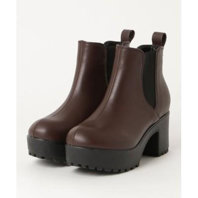 chumchum / SUGAR SUGAR /サイドゴアブーツ WOMEN シューズ > ブーツ