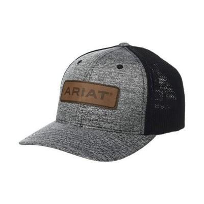 ARIAT HAT メンズ US サイズ: Large/X-Large カラー: グレイ【並行輸入品】