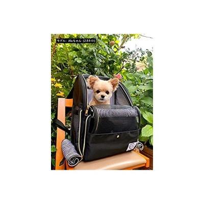 WinSun[2020最新型]ペットキャリーバッグ リュック 犬キャリーバッグ りゅっく 猫キャリーバック りゅっく 軽量 撥水 折畳可 散歩 通院
