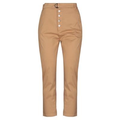 スリー・バイ・ワン 3x1 パンツ キャメル 26 コットン 95% / ポリウレタン 5% パンツ