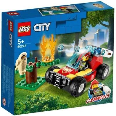 レゴジャパン LEGO シティ 60247 森の火事 60247モリノカジ [60247モリノカジ]