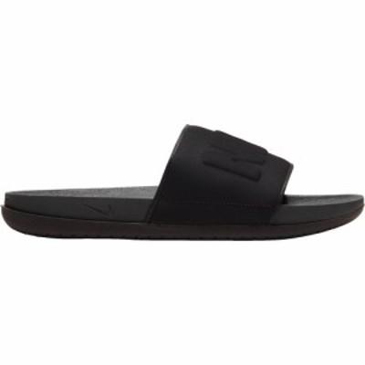 ナイキ Nike メンズ サンダル シューズ・靴 OffCourt Slides Anthracite/Black