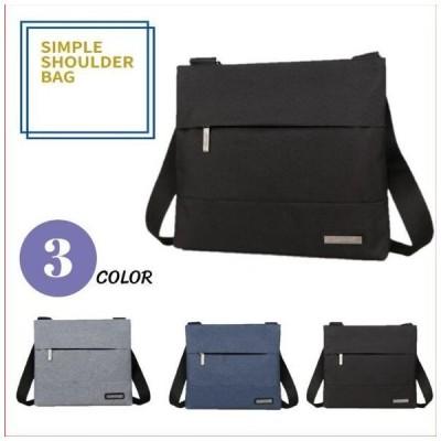 ショルダーバッグ メンズ 斜めがけ 軽い ビジネスバッグ 仕事 鞄 大人 通勤 通学 レディース 軽量 薄い