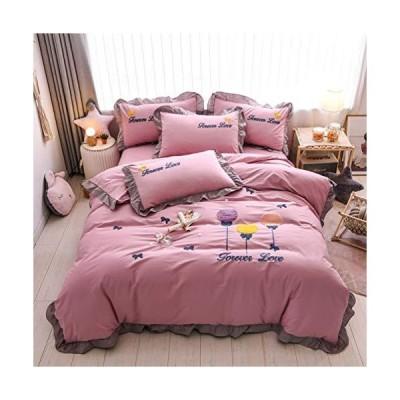 布団カバー 3点セット シングル コットン 洋式・和式兼用 寝具カバーセット 綿100% 掛け布団カバー ボックスシ?