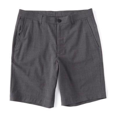 ハートシャファネールマークス メンズ ハーフ&ショーツ ボトムス 9#double; Inseam Tech Shorts Grey Heather