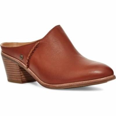 アグ UGG レディース サンダル・ミュール シューズ・靴 Lovisa Mule Luggage Leather