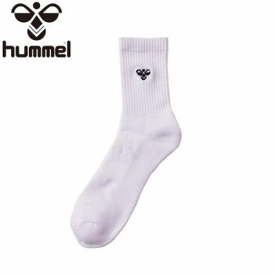 ◆◆送料無料 メール便発送 <ヒュンメル> HUMMEL トレーニングワンポイントソックス HAG7077 (10)
