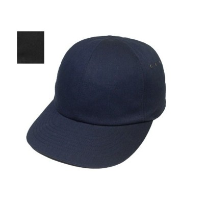 Racal ラカル RL-19-1037 C/L Flat Visor Work Cap NAVY BLACK カジュアル ワークキャップ 帽子 メンズ レディース