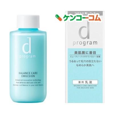 dプログラム バランスケア エマルジョン MB  敏感肌用乳液 つめかえ ( 100ml )/ d プログラム(d program)