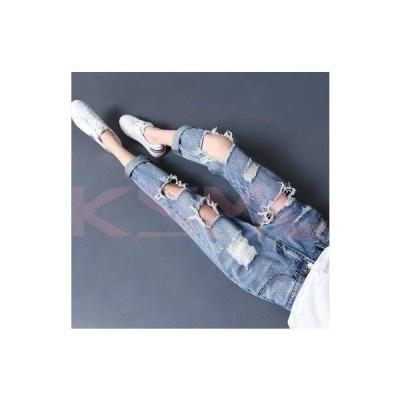 デニム レディース ボトムス ジーパン ファッション 女性 新作 ウーマン パンツ ジーンズ 011