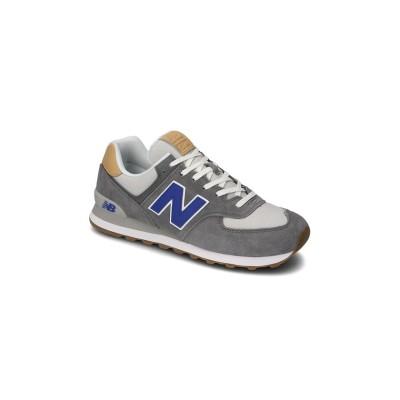 【販売主:スポーツオーソリティ】 ニューバランス/メンズ/ML574NE2 D メンズ NAVY 27.0CM SPORTS AUTHORITY