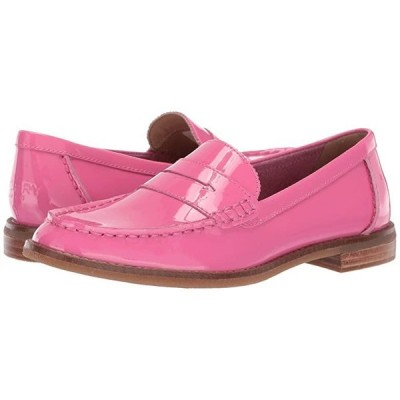 Sperry Seaport Patent Penny Loafer レディース ローファー Pink
