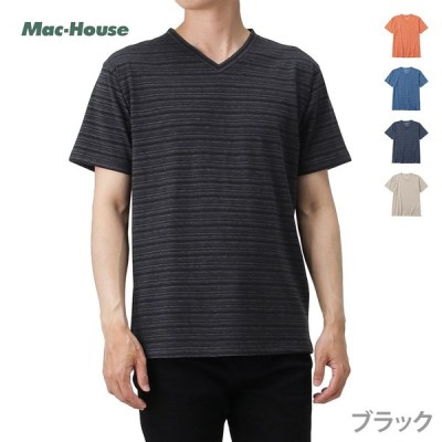 Tシャツ 半袖 半袖Tシャツ Vネック メンズ 無地 シンプル ネコポス対応