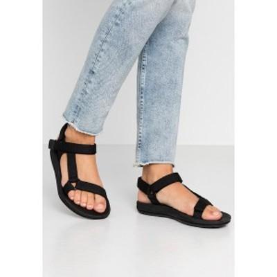カンペール レディース サンダル シューズ MATCH - Sandals - black black