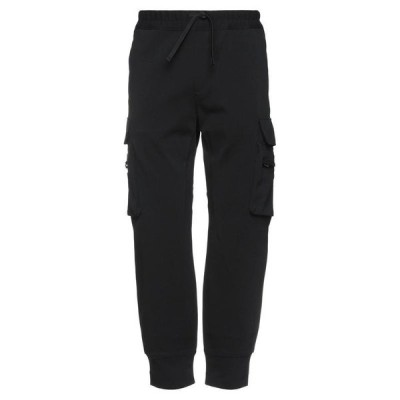 EMPORIO ARMANI カーゴパンツ  メンズファッション  ボトムス、パンツ  カーゴパンツ ブラック