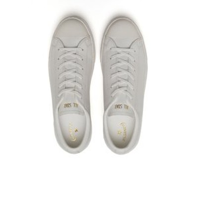 31301810 LEATHER AS COUPE OX WHITE 602505-0001