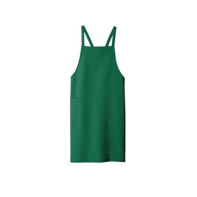 MONTBLANC 5-417 エプロン(男女兼用) ナースウェア・白衣・介護ウェア
