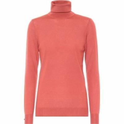 ロロピアーナ Loro Piana レディース ニット・セーター トップス Piuma Cashmere Turtleneck Sweater Peach