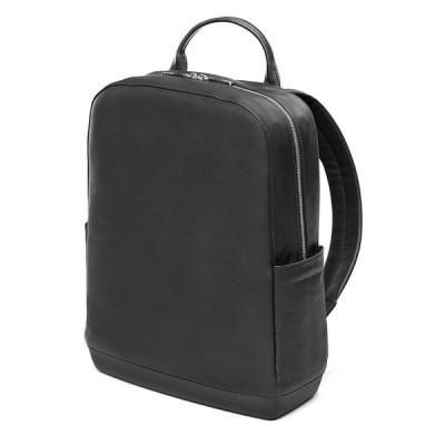 送料無料 ポイント5倍 MOLESKINE  モレスキン クラシック アーバンノマド レザーバッグ バッグ バックパック   ブラック