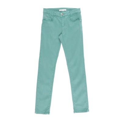 リュー ジョー LIU •JO パンツ グリーン 8 テンセル 61% / コットン 36% / ポリウレタン 3% パンツ