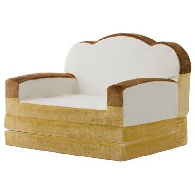 ソファベッド 食パンソファベッド 食パン おもしろ かわいい 個性的 CELLUTANE A399a-359WH/515BE/516BR メーカー直送