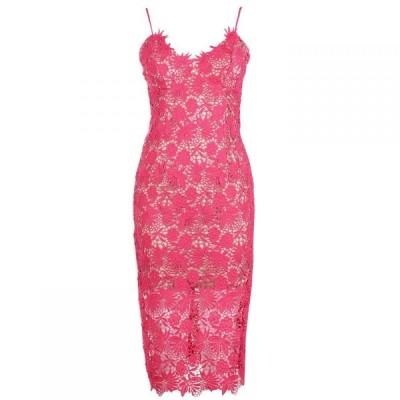バルドー Bardot レディース ワンピース ワンピース・ドレス Tayla Lace Dress BEETROOT