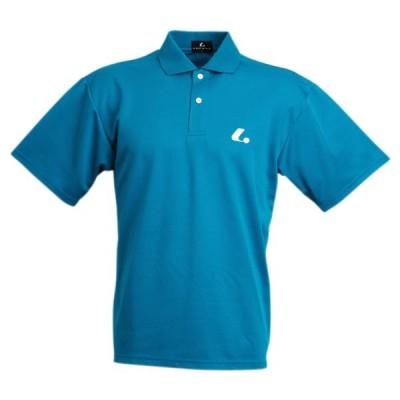 Uni ポロシャツ ダークターコイズ  LUCENT ルーセント ポロシャツ ユニセックス 12SS (xlp5097)