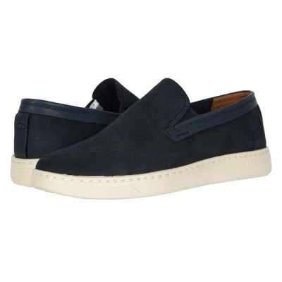 アグ スニーカー シューズ メンズ Pismo Sneaker Slip-On Dark Sapphire