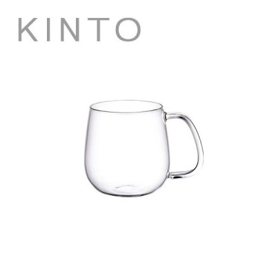 KINTO キントー UNITEA 耐熱ガラスカップ M