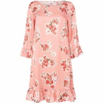 イブルース Iblues レディース ワンピース シフトドレス ワンピース・ドレス Vargas printed shift dress Pink