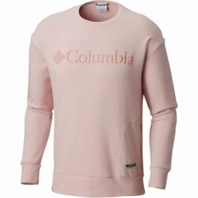 コロンビア スウェット・トレーナー Bugasweat Crew Sweatshirt Dusty Pink