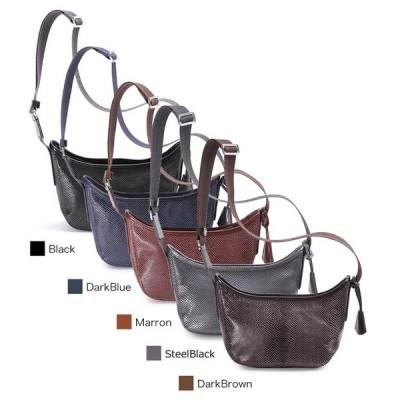 アニアリ ショルダーバッグ Scale Leather Shoulder ANIARY 18-03000