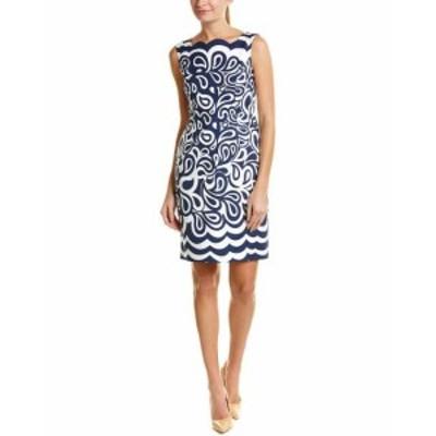 ファッション ドレス Elizabeth Mckay Sheath Dress