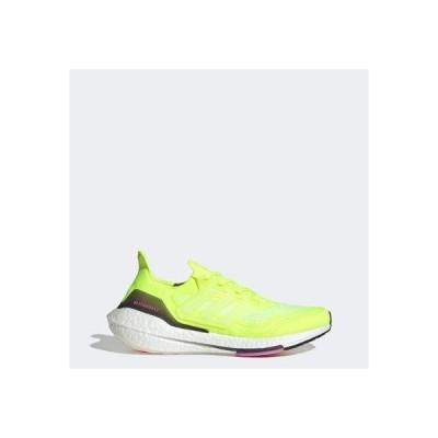 アディダス adidas ウルトラブースト 21 / Ultraboost 21 (イエロー)