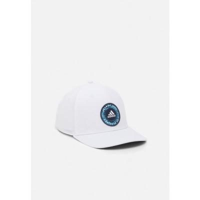 アディダス メンズ アクセサリー CIRCLE SNAPBACK - Cap - white