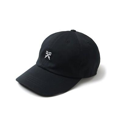 <uniform experiment(Men)/ユニフォームエクスペリメント> キャップ AUTHENTIC LOGO CAP UE‐212054 BLACK【三越伊勢丹/公式】