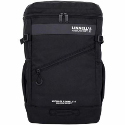 マイケルリンネル(MICHAEL LINNELL) トス パック Toss Pack ブラック/ブラック ML-020 【バックパック リュックサック バッグ カジュア