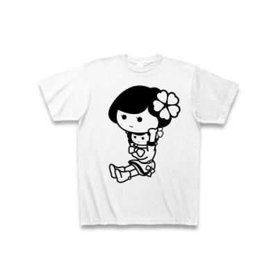 着ぐるみバイトあいどる Tシャツ(ホワイト)