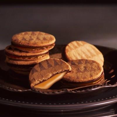 ザ・スウィーツ キャラメルサンドクッキー 12個 SCS15 【21vw_
