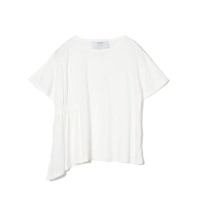 tシャツ Tシャツ utilite:アシンメトリープルオーバー