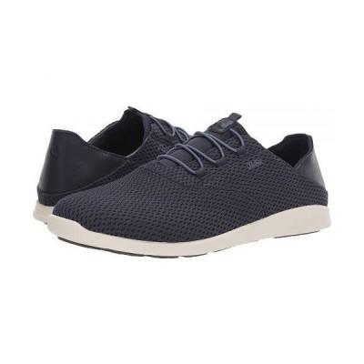 Olukai オルカイ メンズ 男性用 シューズ 靴 スニーカー 運動靴 'Alapa Li - Trench Blue/Trench Blue