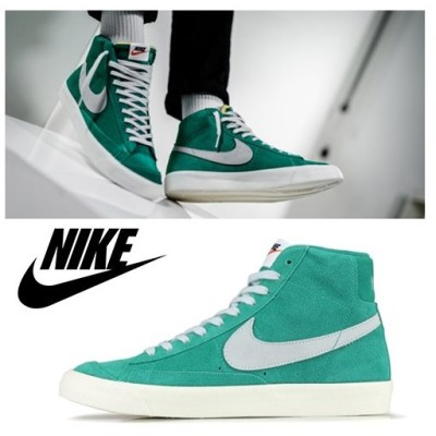 Nike ナイキ Blazer Mid 77 Suede / Green / 取寄品