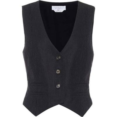 ガブリエラ ハースト Gabriela Hearst レディース ベスト・ジレ トップス Zelos Stretch-Wool Vest Dark Navy