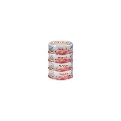 ライトツナ まぐろ油漬フレーク 70g x 3缶 /極洋(1パック)