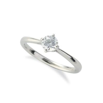 指輪 PT900 プラチナ 天然石 一粒リング 主石の直径約4.4mm ソリティア しぼり腕 四本爪留め|900pt 貴金属 ジュエリー レディース メンズ