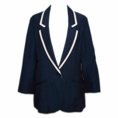 manics「F」Piping line jacket マニックス パイピング ライン ジャケット (シャツジャケット) 071047【中古】