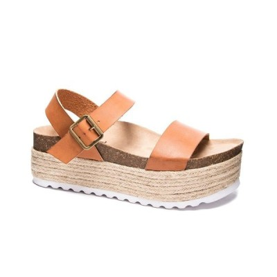 ダーティーランドリー レディース サンダル シューズ Palms Women's Wedge Footbed Sandal