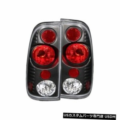 Anzo 211065テールライトアセンブリG2 2個04 Ford F150 Heritage NEW
