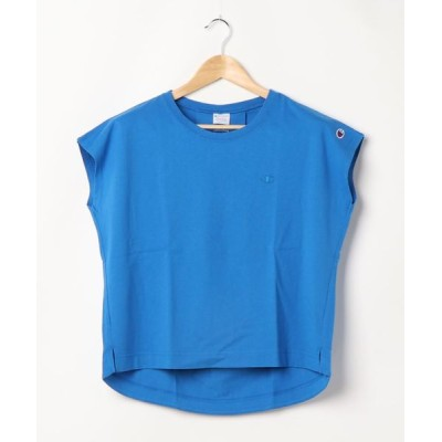 tシャツ Tシャツ <ROSE BUD別注>(Champion×ROSE BUD)チャンピオンフレンチスリーブトップス